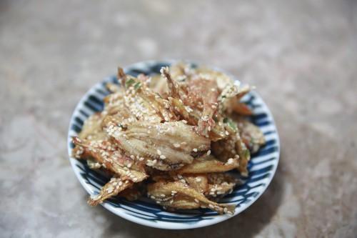 蔥蝦黃金魚-罐裝